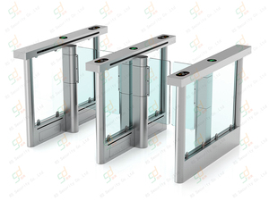 Glass Turnstile