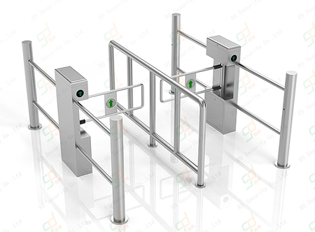 Swing Gate Turnstile