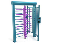 Full Height Turnstile RS 996-2